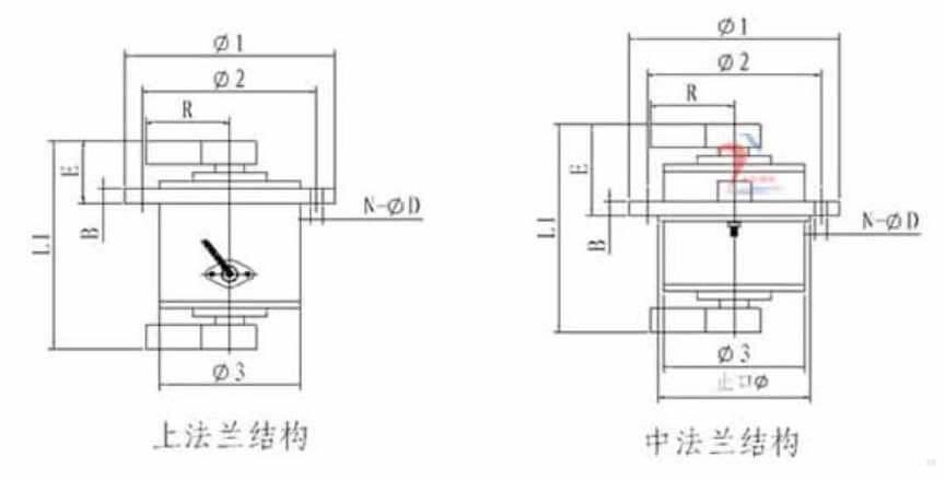 立式振动电机结构图
